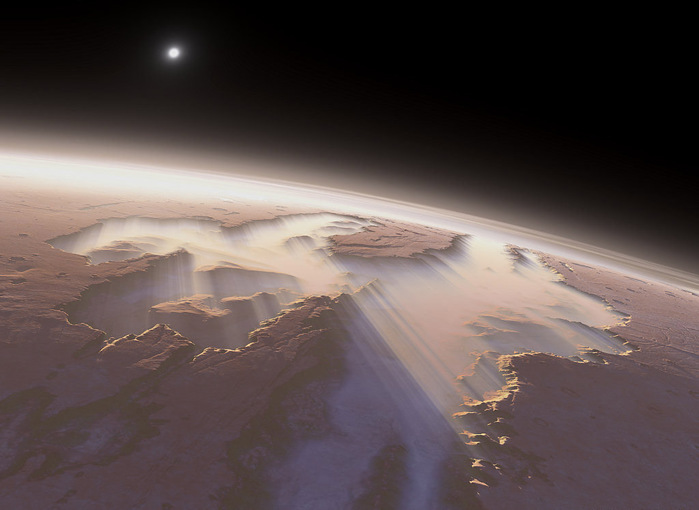 марс Долина Маринера фото 4 (700x510, 73Kb)