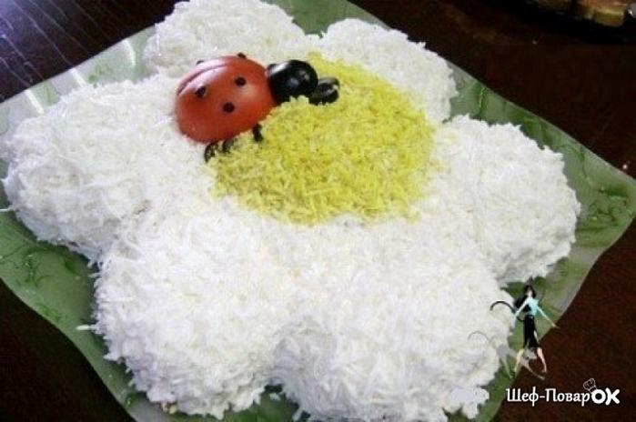 праздничные весенние салаты с фото и рецептами