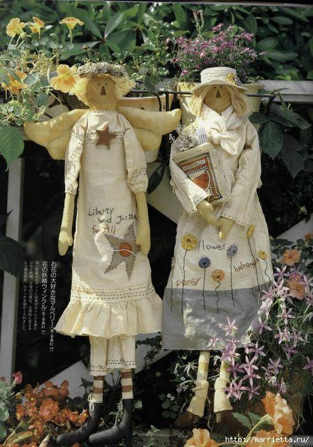 японский журнал с выкройками кукол (4) (448x640, 181Kb)