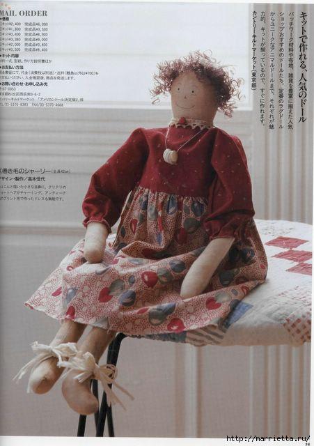 японский журнал с выкройками кукол (58) (451x640, 127Kb)