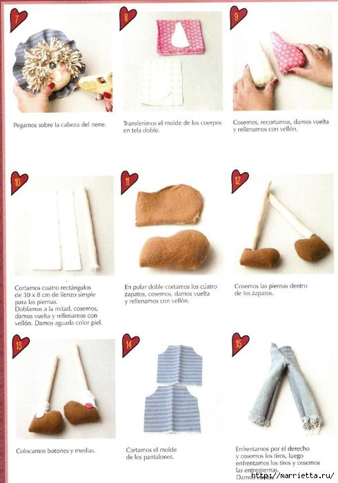 португальский журнал с выкройками кукол и игрушек (17) (490x700, 194Kb)