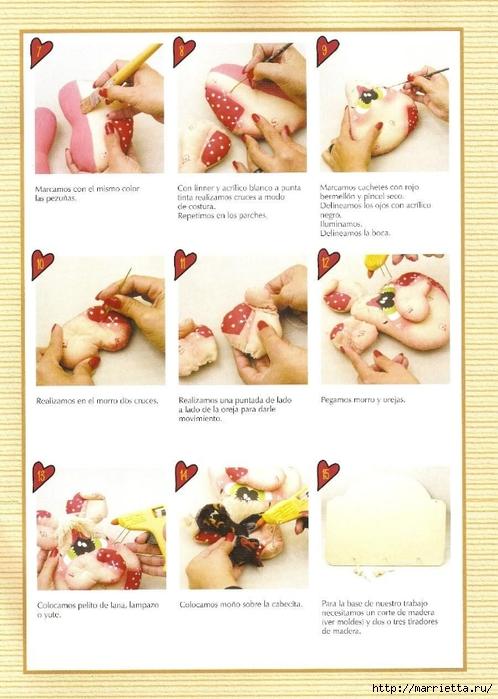 португальский журнал с выкройками кукол и игрушек (29) (498x700, 248Kb)