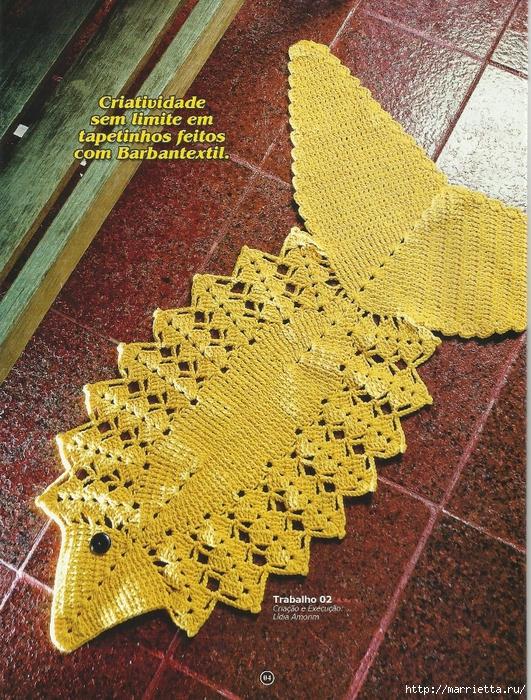 вязание крючком. коврики (2) (531x700, 489Kb)