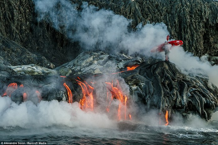 Pedro Oliva вулканическая лава фото 6 (700x466, 112Kb)