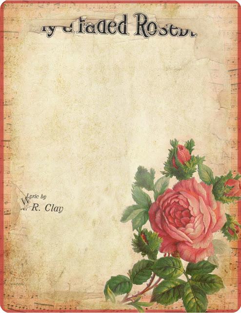 Faded Rosebud ~ lilac-n-lavender (494x640, 115Kb)