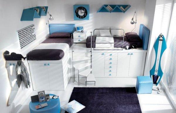 многоуровневые кровати 12 (600x388, 43Kb)