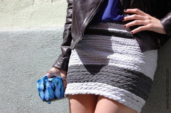 прикольные юбки своими руками: