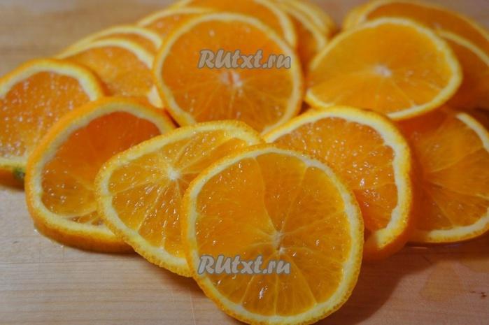Как красиво нарезать апельсин фото. Как приготовить торт в виде женской гр