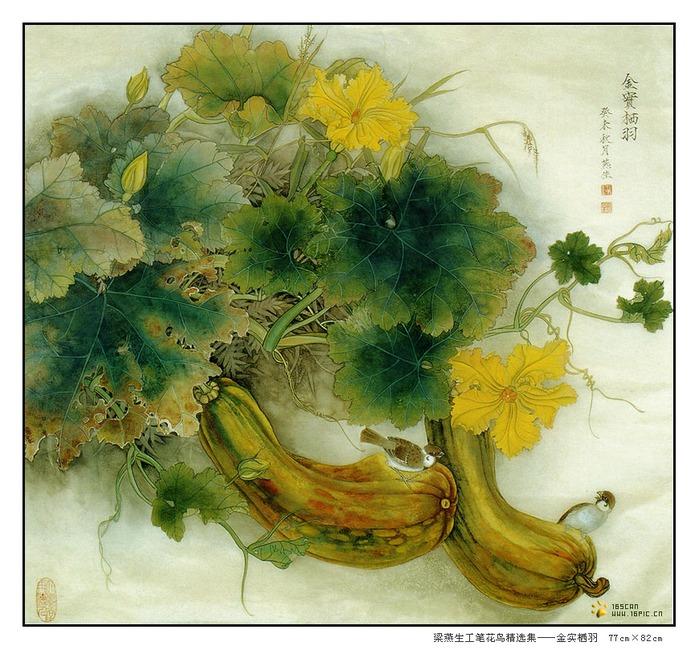 картины художницы Liang Yan Sheng 8 (700x650, 160Kb)