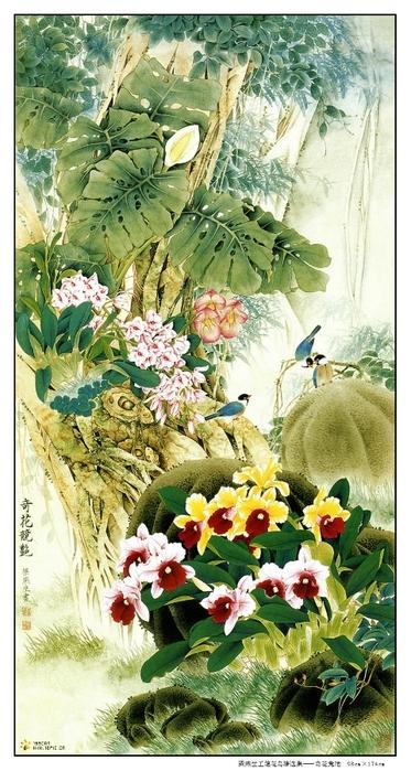картины художницы Liang Yan Sheng 11 (373x700, 255Kb)