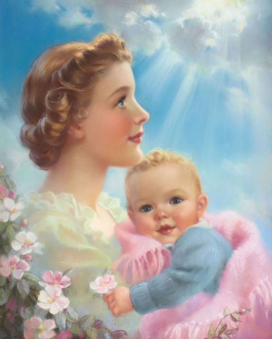 мама и ребенок (562x699, 56Kb)