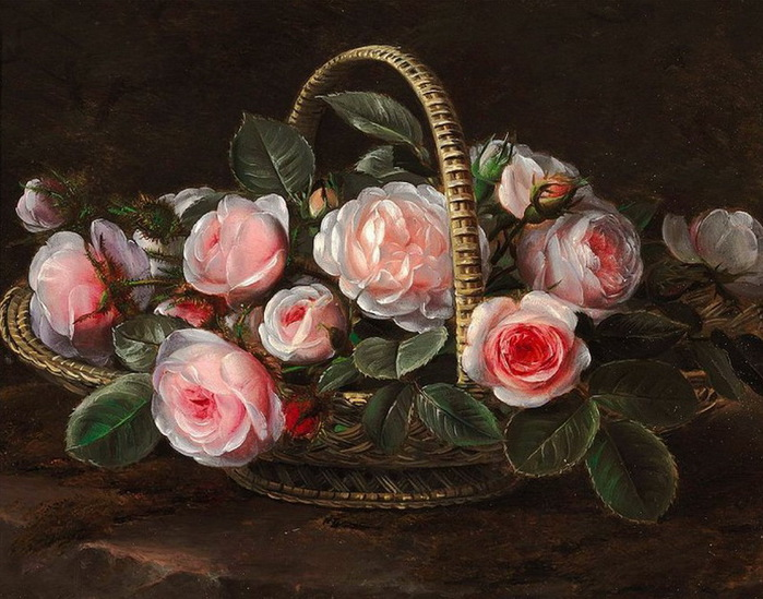 Johan Laurentz Jensen 1800-1856 - Danish painter - Tutt'Art@ (13) (700x549, 144Kb)