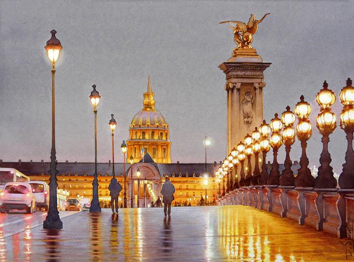 вечерний Париж7 (699x518, 439Kb)