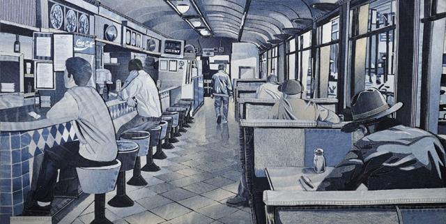 джинсовые картины Ian Berry 5 (640x321, 214Kb)