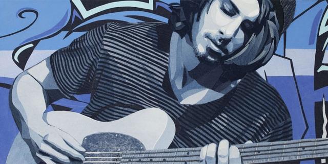 джинсовые картины Ian Berry 14 (640x321, 191Kb)