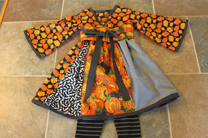 Сшить платье для девочки
