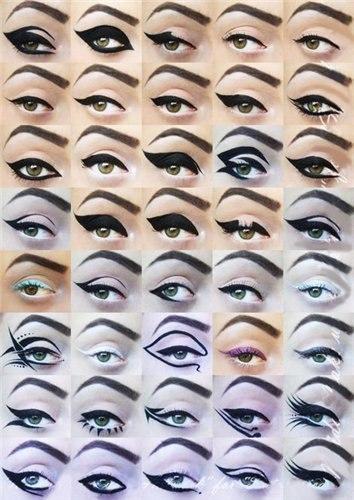 Техника макияжа глаз смоки айс