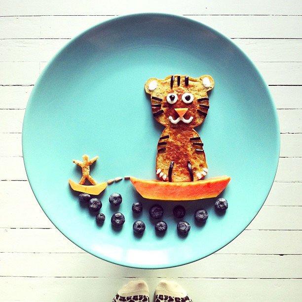 картины из еды Ида Скивенес 11 (612x612, 71Kb)