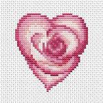 Превью DMC FCE0610 Hearts and roses (157x157, 9Kb)