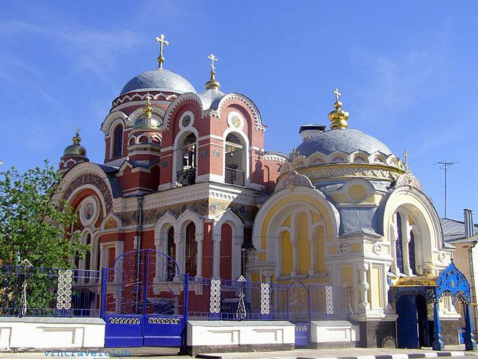 городе Елец Липецкой области находится величественный и красивый Великокняжеский храм, (700x525, 186Kb)