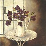 Превью Kathryn-White-Aubergine-Tulips-384011 (400x400, 31Kb)