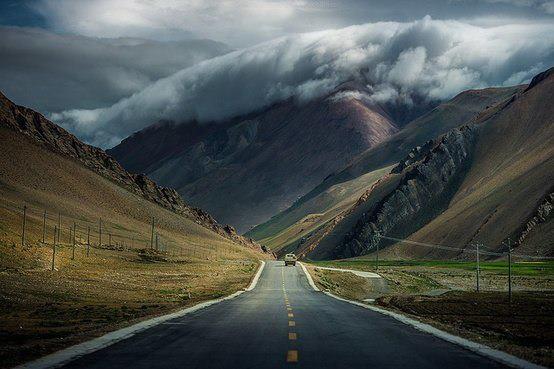 Тибет, Китай (554x369, 38Kb)