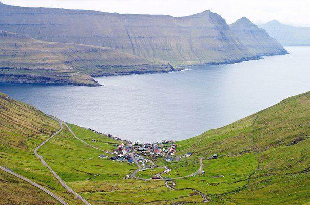 Фарерские острова (604x400, 55Kb)