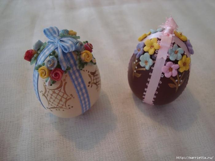украшение пасхальных яиц сахарной мастикой (5) (700x525, 227Kb)