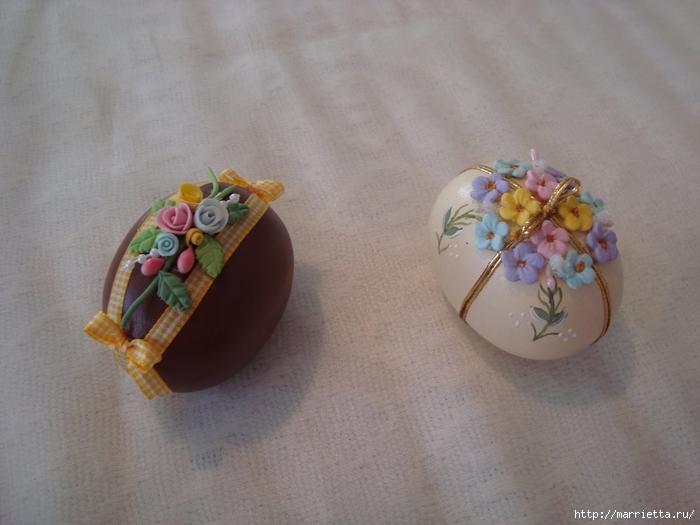 украшение пасхальных яиц сахарной мастикой (6) (700x525, 236Kb)
