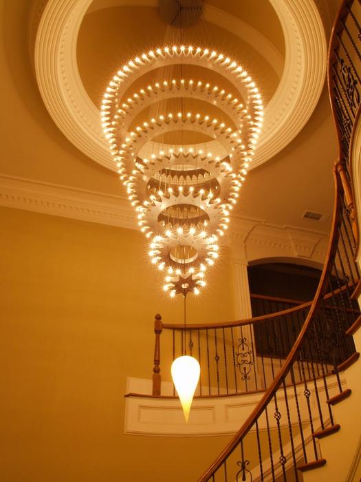 Schproket lighting system креативные светильники фото (525x700, 417Kb)
