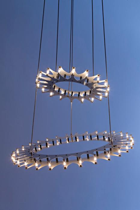 Schproket lighting system креативные светильники фото 7 (466x700, 220Kb)