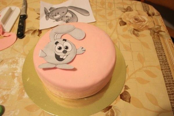Торт для мальчика своими руками фото