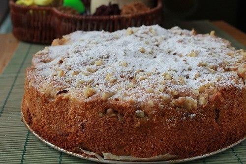 медово-яблочный пирог (500x333, 57Kb)