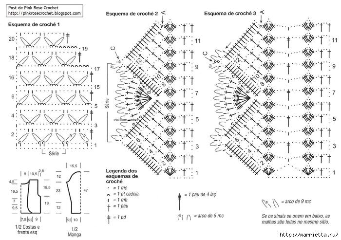 летнее болеро крючком (1) (700x493, 230Kb)