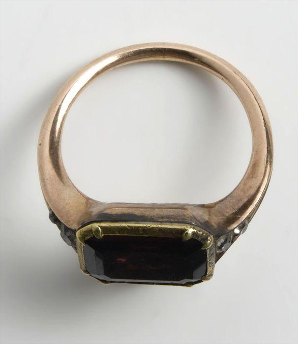 кольцо подаренное наполеоном жозефине