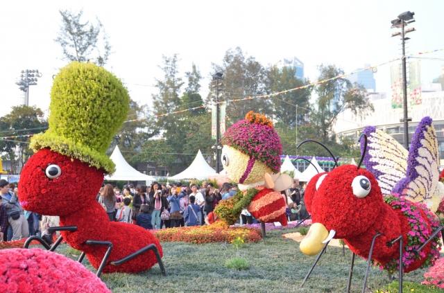 фестиваль цветов в гонгконге 2013 5 (640x423, 278Kb)