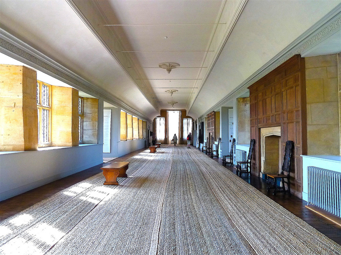 Montacute House - Монтакьют-Хаус Часть 1 - дом 92329