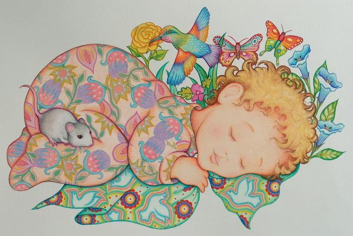 картины американской художницы Холли Сьерра 17 (700x468, 63Kb)