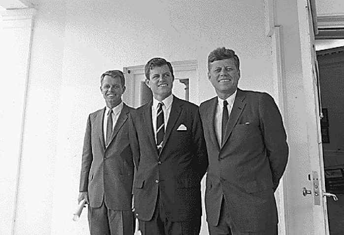 john f kennedys political ambitions for the us