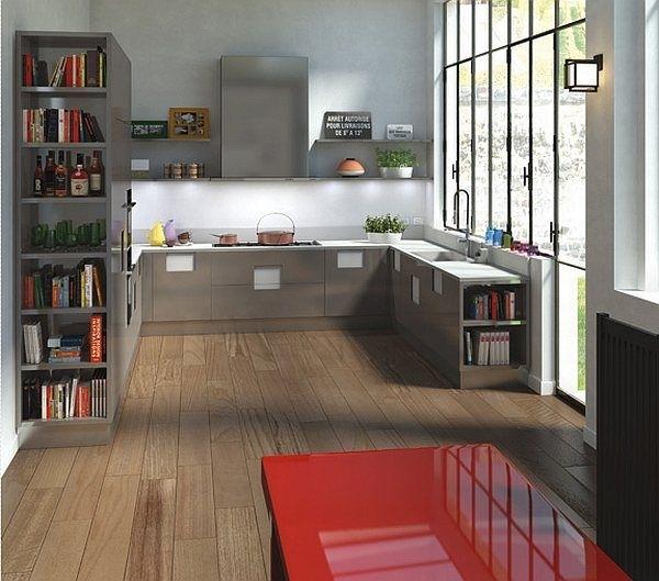 дизайн современной кухни фото 1 (600x529, 172Kb)