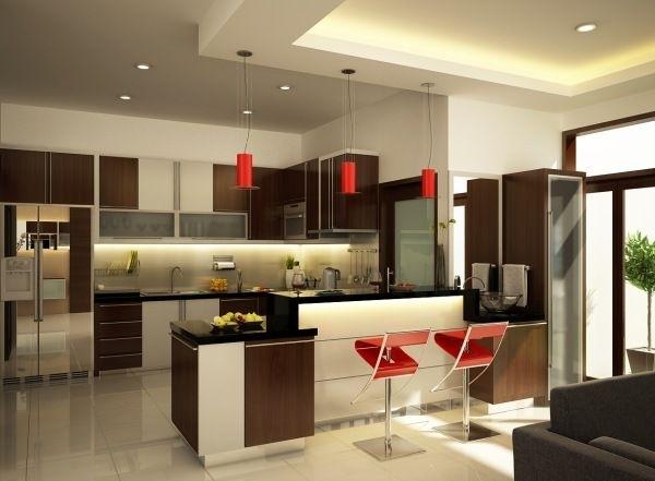 дизайн современной кухни фото 7 (600x441, 110Kb)