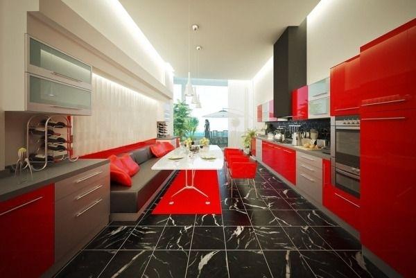 дизайн современной кухни фото 12 (600x401, 113Kb)