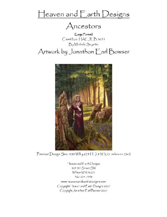 Ancestors (540x700, 132Kb)