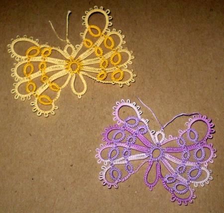 бабочки (450x429, 35Kb)