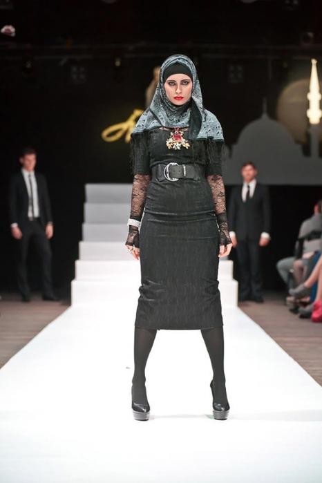 исламские мотивы в мире моды