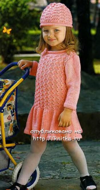 Вязание для детей спицами,