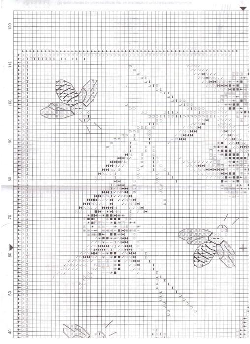 Схема иероглифы работа