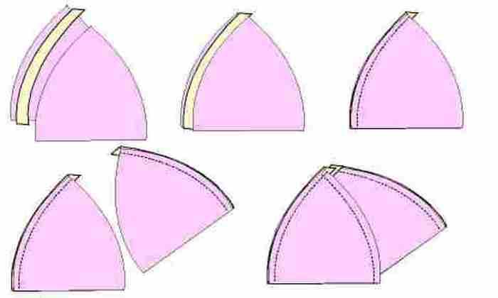 Как сделать палатку для кукол своими руками