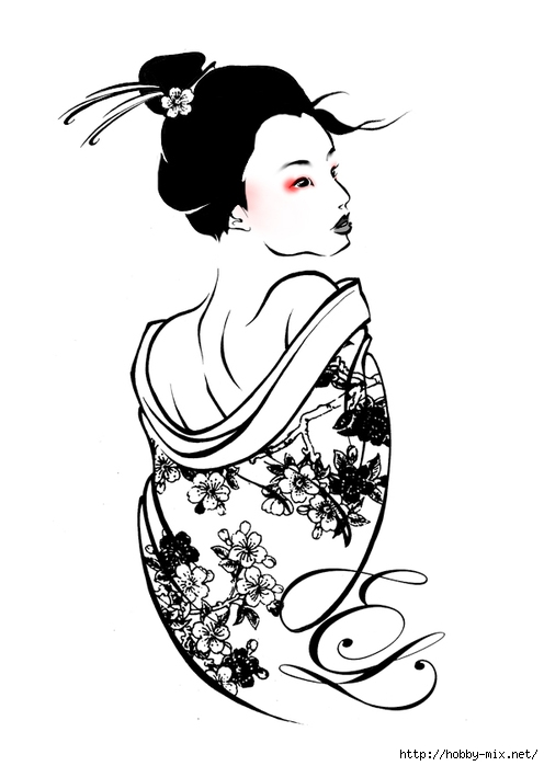 Geisha_by_Leagas (496x700, 115Kb)