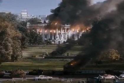 Штурм Белого дома